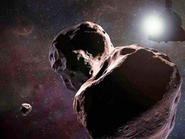 NASA fotografia el planeta más lejano y antiguo del Sistema Solar