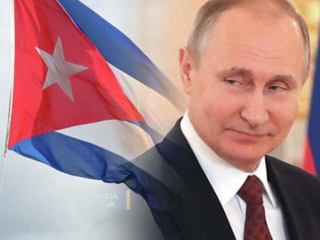 Rusia prestará a Cuba más de Mil millones de dólares para proyectos conjuntos