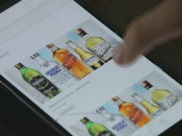 Chile: denunciarán a apps de delivery por venta de alcohol a menores