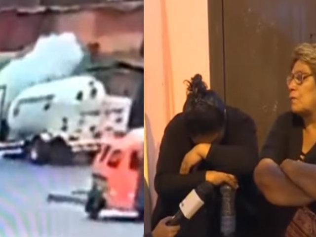 VES: el desgarrador testimonio de la familia de la víctima número 30 tras la deflagración