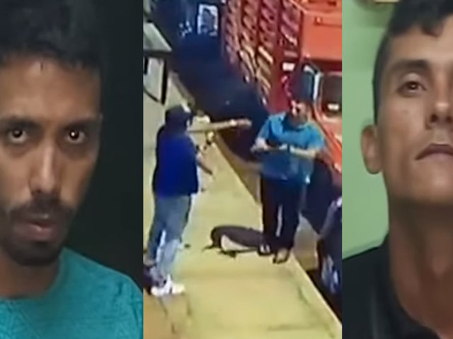San Miguel: capturan banda integrada por venezolanos dedicada a robar relojes de alta gama