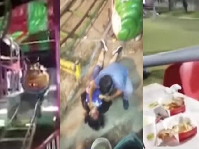 Accidentes en establecimientos públicos: inacción de autoridades pone en peligro a clientes