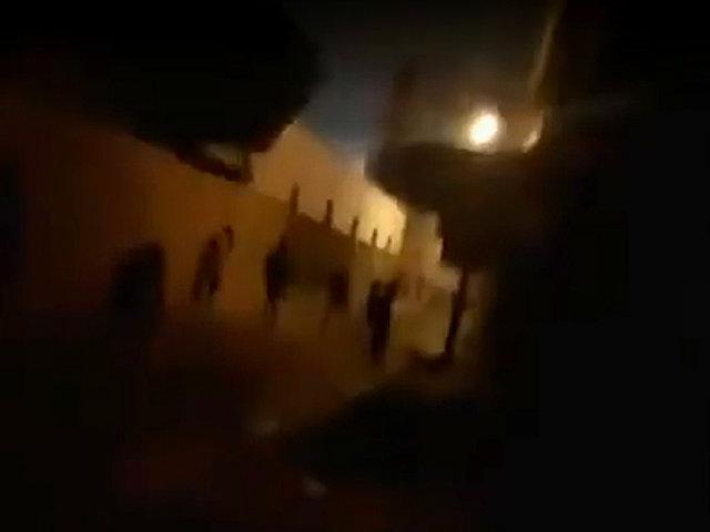 ¿Matones o hinchas? Video muestra brutal enfrentamiento entre barristas