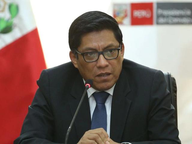 Zeballos: caso Richard Swing no puede comprometer al presidente