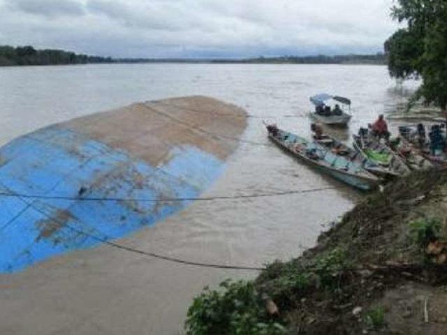 Oxapampa: naufragio de bote deja hasta el momento 3 muertos y 3 desaparecidos