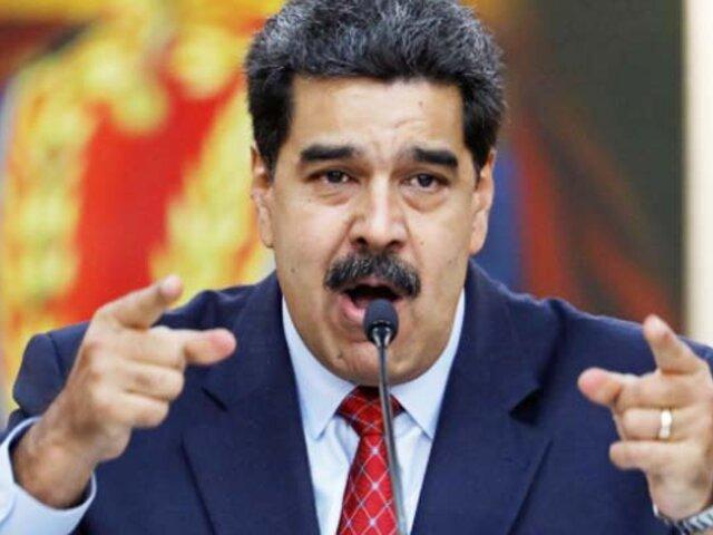 Maduro asegura que dejará la Presidencia si la oposición gana elecciones legislativas
