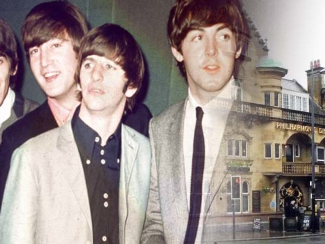 Los Beatles: nombran monumento histórico el pub donde ensayaban