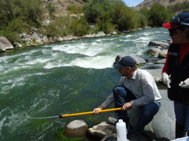 Arequipa: río Quilca se desborda y deja incomunicados a 60 pobladores