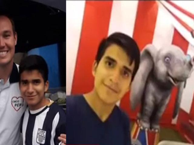 Menor asesinado por delincuentes soñaba con ser futbolista