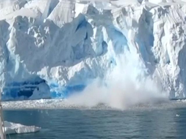 La Antártida supera los 20 grados por primera vez en la historia humana