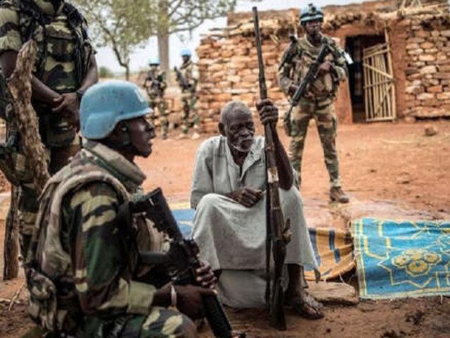 ¿Masacre étnica? Al menos 40 personas fueron asesinadas en un sangriento ataque en Malí