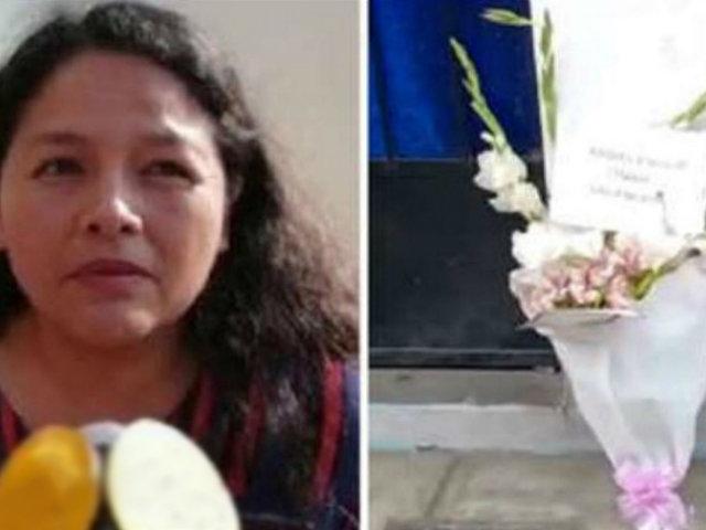 Frepap: hermana de Jonás Ataucusi denuncia que recibió amenaza de muerte