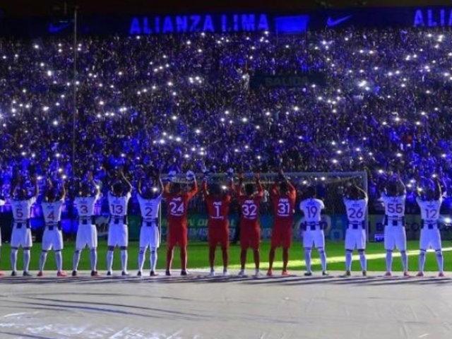 Poderosos clubes felicitan a Alianza Lima por sus 119 años de historia