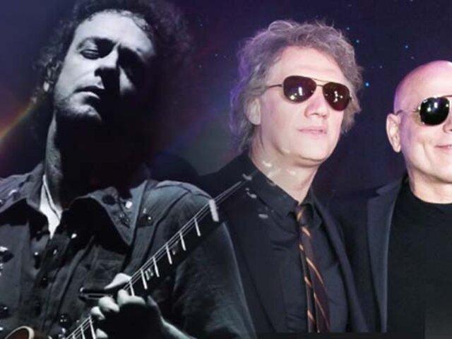 """El reto de """"Soda Stereo"""" de hacer una gira sin Gustavo Cerati"""