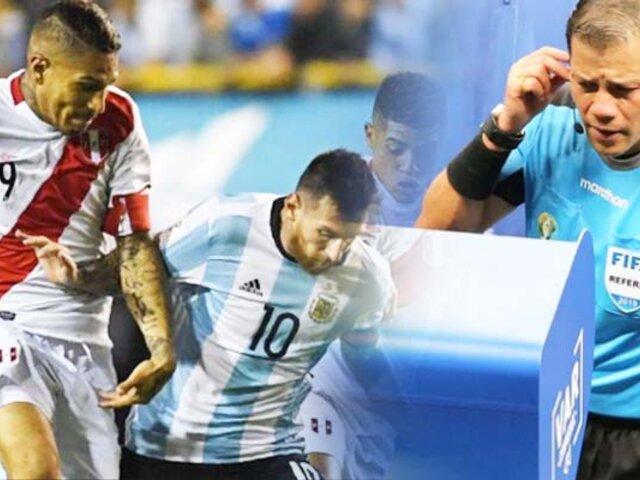 El VAR estará en todos los partidos de las Eliminatorias para el Mundial Qatar 2022