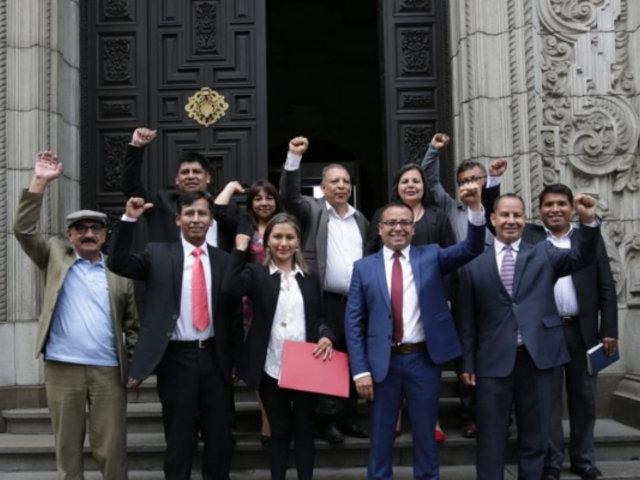 Frente Amplio presentará su lista propia para la Mesa Directiva