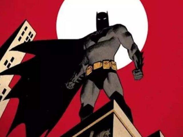 Batman: vuelve la premiada serie de animación en formato de cómic