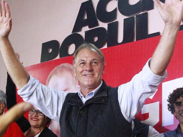 """Muñoz: """"Quiero que me recuerden como el alcalde que hizo obras con eficiencia y honestidad"""""""