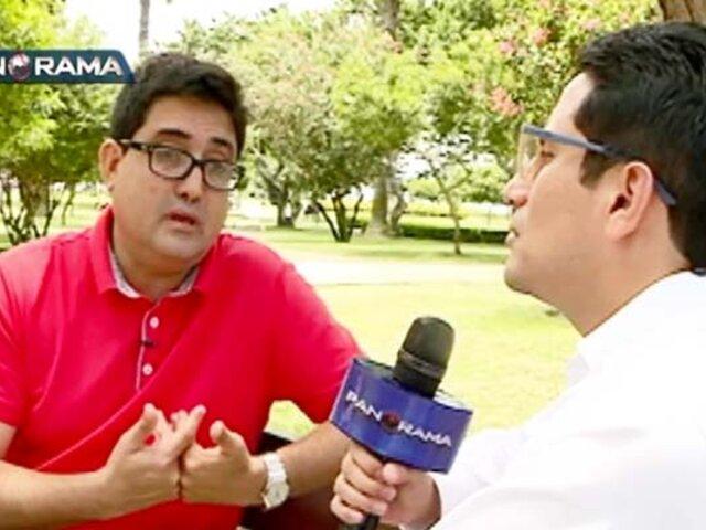 Caso Odebrecht: detalles no contados de la reunión entre el exprocurador Ramírez y Zeballos