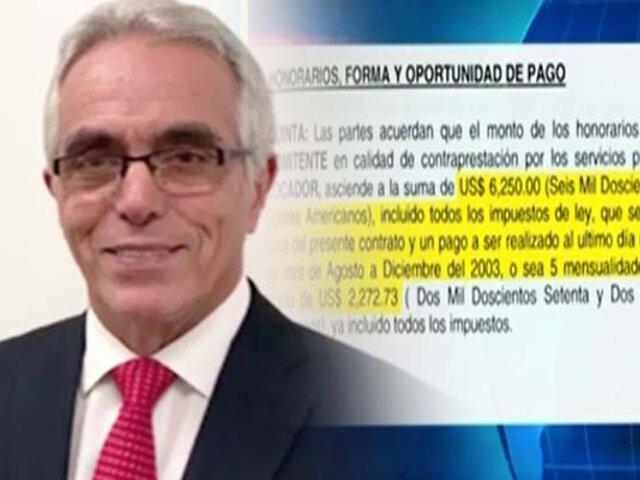 Diego García Sayán, miembro de Consejo Consultivo de la JNJ, también asesoró a Odebrecht