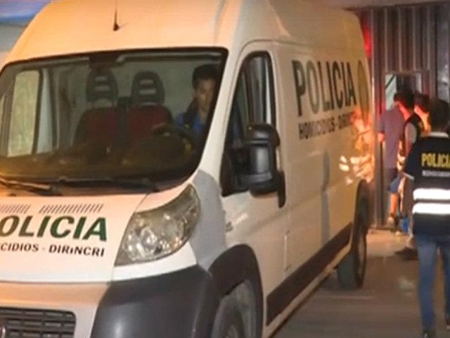 La Victoria: hombre es hallado muerto en escaleras de inmueble