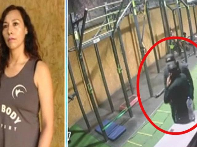 """Dueña de gimnasio tras asalto: """"los clientes no vienen, están asustados"""""""