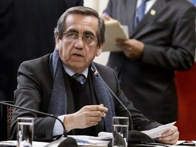 Jorge del Castillo: realizan audiencia de tutela de derechos por caso de 'trabajadora fantasma'