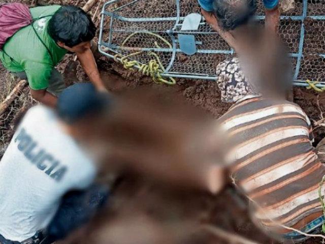 Chanchamayo: encuentran los cuerpos de esposos desaparecidos por huaico