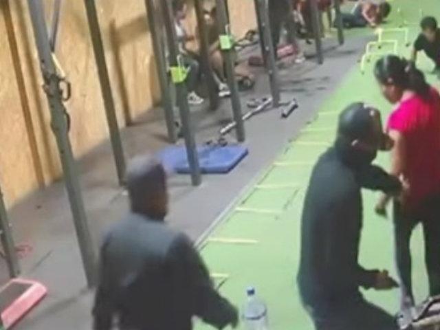 Los Olivos: clientes de gimnasio disminuyeron tras asalto