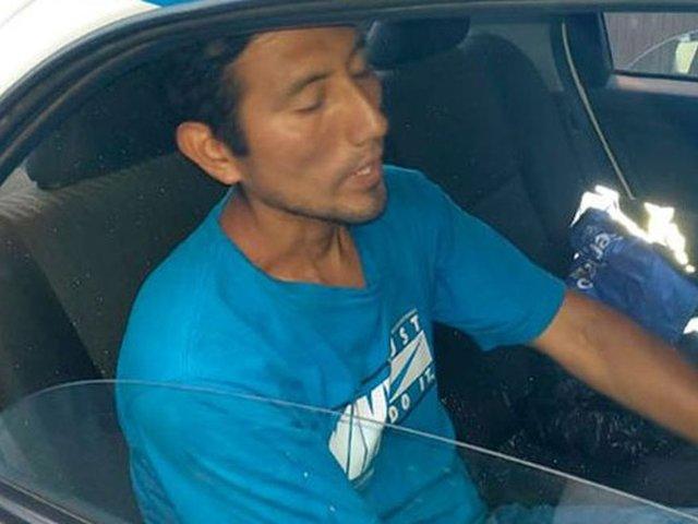 PNP recaptura a depravado sexual que seguía libre pese a tener condena del PJ