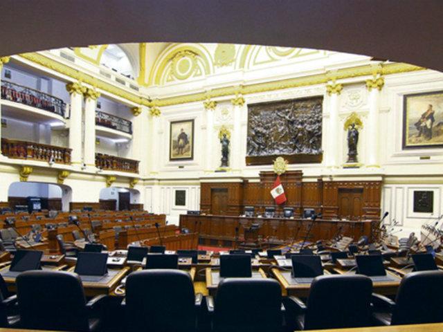 Congreso: JNE entregará las credenciales a los nuevos congresistas la otra semana