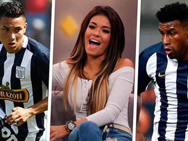Shirley Arica habló del ampay con futbolistas Jean Deza y Carlos Ascues