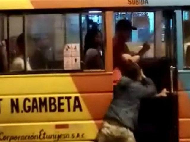SMP: avenida José Granda convertida en la zona preferida por delincuentes para robar