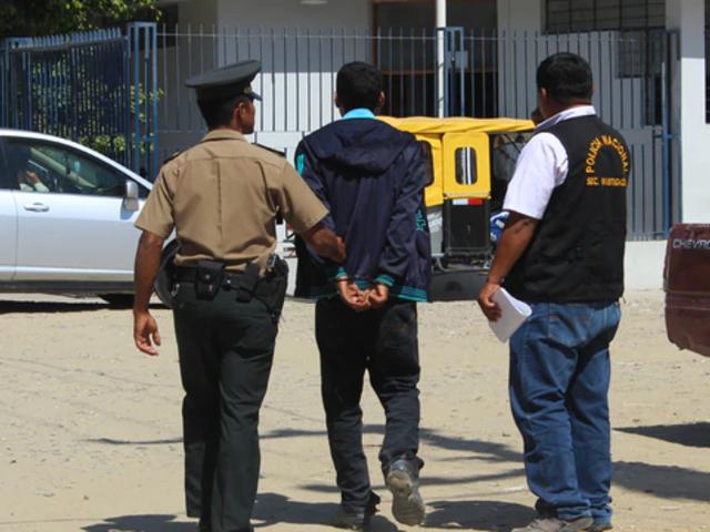 Piura: detienen a menor de edad que participó en asalto al terminal pesquero