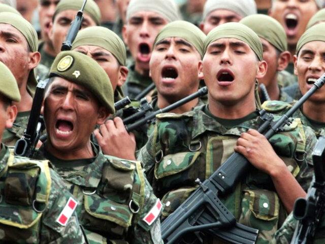 Conoce los requisitos y beneficios del servicio militar voluntario