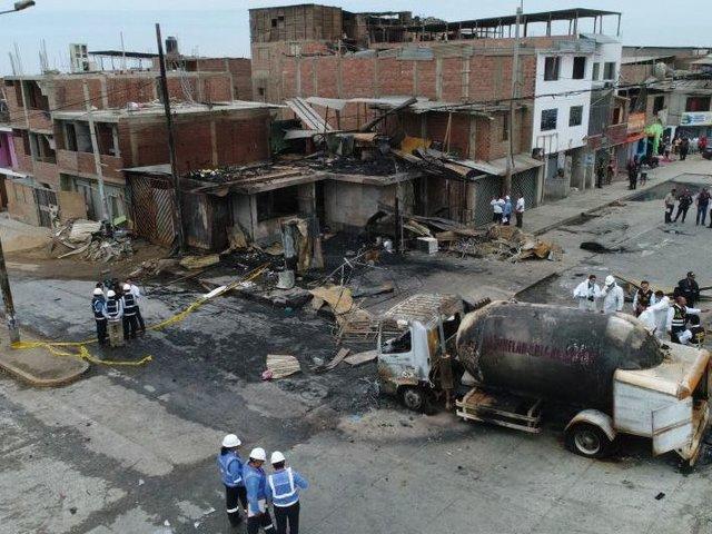 Deflagración en VES: bebé fue dado de alta a casi un mes de la tragedia