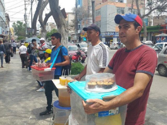 Chiclayo: venezolanos se sumarán a lucha contra la inseguridad