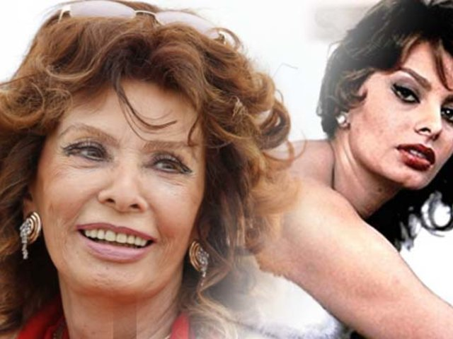 Sofía Loren vuelve en un filme de Netflix