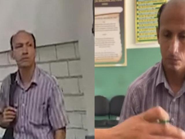 San Isidro: hombre que mostró genitales a niña de ocho años en vía pública fue detenido