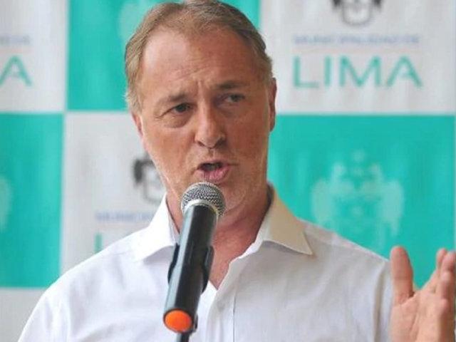 Jorge Muñoz: ¿qué obras de infraestructura vial se realizarán en Lima este 2020?