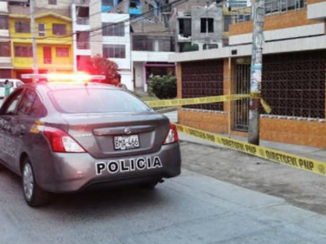 SMP: asaltan a policía y le disparan con su propia arma
