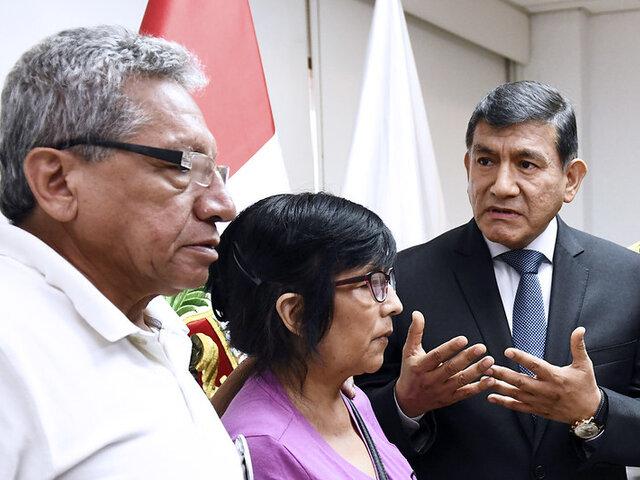 Mininter: sancionarán a policías que incumplieron funciones en caso Solsiret Rodriguez