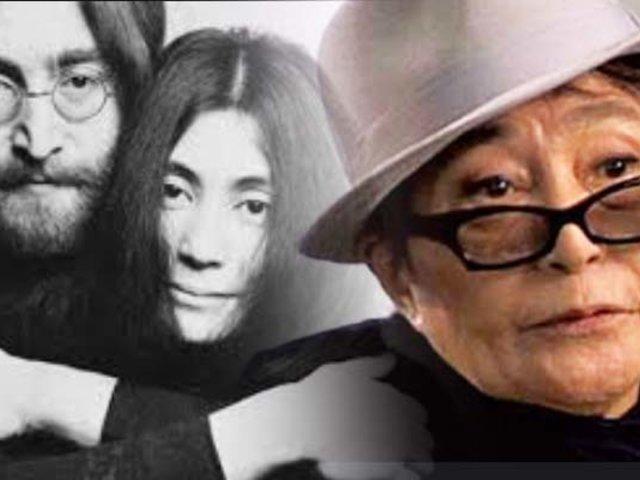 Yoko Ono: la musa de Jhon Lennon cumplió 87 años