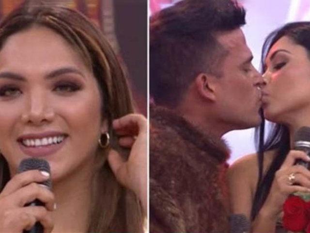 """Chabelita"" se pronunció sobre próxima boda de Christian Domínguez y Pamela Franco"