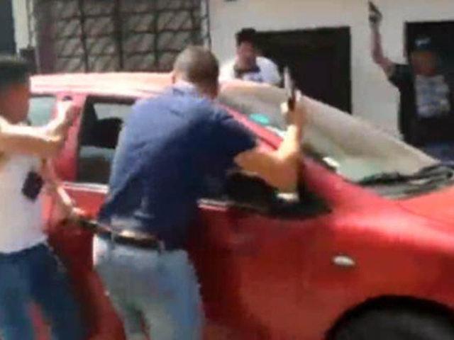 Independencia: capturan delincuentes que iban asaltar a un cambista