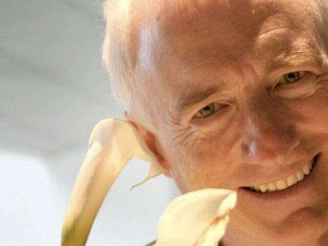 Murió el padre del 'copy-paste': el mundo despide a Larry Tesler