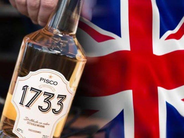 """Chile le gana al Perú la marca """"Pisco"""" en el Reino Unido"""