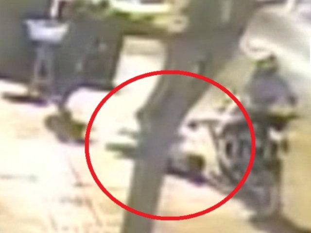 Chorrillos: delincuentes balearon, atropellaron y golpearon a su víctima