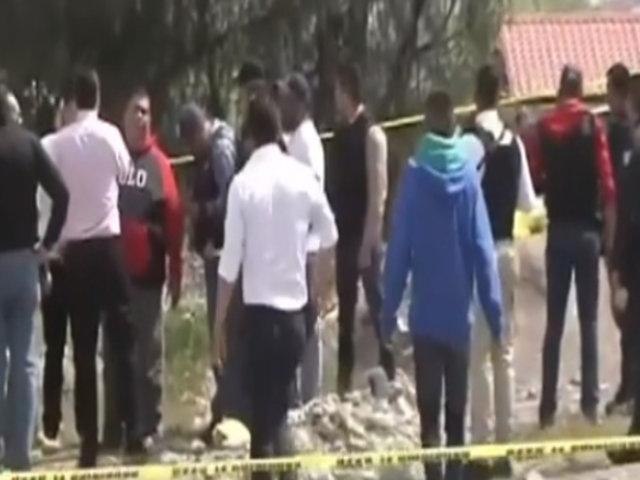Madre arrojó cuerpo sin vida de su bebé a un terreno baldío en México