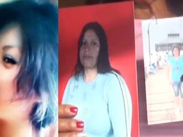 Familiares de mujeres desaparecidas aseguran que existe indiferencia por parte de las autoridades